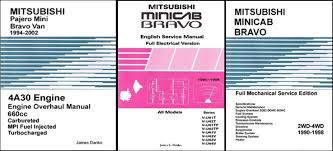 japanes mini truck service and repair manuals