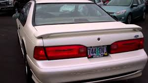 1992 Ford Thunderbird Compare Ford Ford Thunderbird Supercharged 3 8lt 1995 Youtube