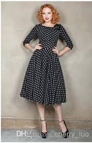 women u0027s dresses vintage look audrey hepburn style dot dresses