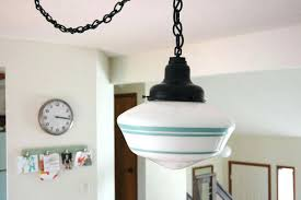 Schoolhouse Lights Kitchen Schoolhouse Pendant Light Fixture Kitchen Update Let There Be