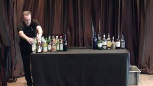 6 foot bar table how to set up a bar pbs youtube
