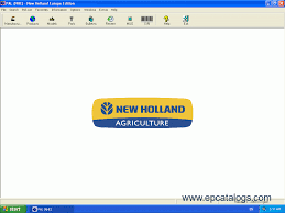 new holland agriculture spare parts catalog