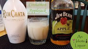 martini rumchata cinnamon applejack cocktail recipe w jim beam apple and rum chata
