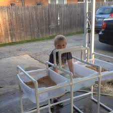 diy sand and water table pvc diy sand and water table diy sand and water table using pvc and