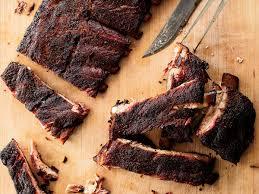 smoked st louis style ribs recipe tim rattray food u0026 wine