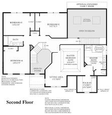 Classic Farmhouse Floor Plans by Doylestown Greene The Columbia Ii Home Design