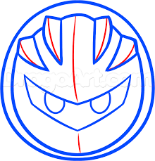 how to draw meta knight easy step by step video game characters