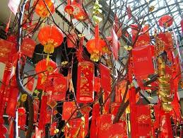 Decorations For Lunar New Year by Joss Paper Tina Lenz