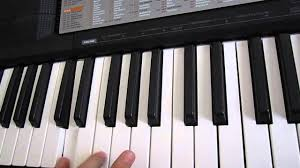 Pa3c by How To Play On Yamaha Pa 3c Piano Youtube