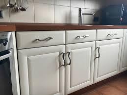 Esszimmer Gebraucht Zu Verkaufen Küche Einbauküche Hochglanz Farbe Schwarz Rot 8tlg 260cm Neu In