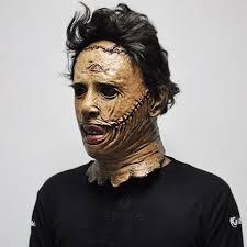 leatherface mask leatherface mask horror classics