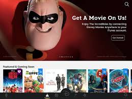 disney launches disney movies anywhere an itunes integrated app