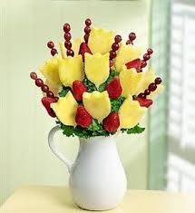 fruit bouquet delivery best 25 fruit arrangements ideas on fruit flowers