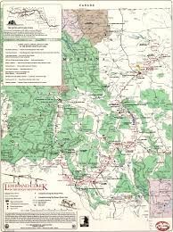 Lewis And Clark Expedition Map Lewis And Clark In The Rocky Mountains 1990