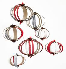 fleet ribbon ornament design milk