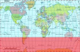 united states map with longitude and latitude cities august 2010 the skies