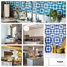 cement tile backsplash granada tile in the kitchen pinterest