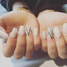 white line nail designs image collections nail art designs