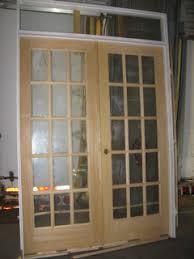 Interior Door With Transom Rasmus Auctioneers