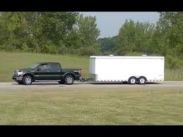 ford f150 ecoboost towing review 2013 ford f 150 ecoboost towing tech demo