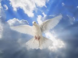 jesus clouds heaven dove choir noah abraham moses light