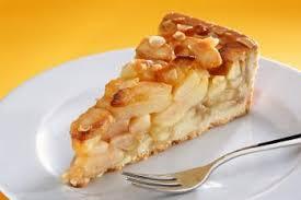 cuisine tarte aux pommes tarte aux pommes et amandes recettes de cuisine française