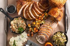 7 restaurants serving thanksgiving dinner the course