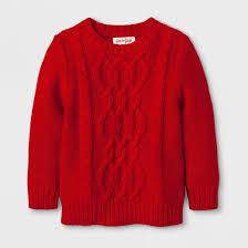 toddler crew neck pullover sweater cat wowzer