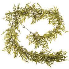 6 green smilax leaf garland hobby lobby 1212356