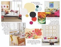 Home Design Mood Board Modern Coral Living Room Mood Board Playuna