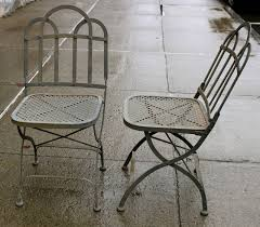 Folding Metal Outdoor Chairs French Metal Folding Chairs Fermob Metal Bistro Folding Chair
