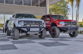 Ford Raptor Truck Colors - shop ford raptor stealth fighter front bumpers at add offroad