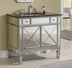 Silver Bathroom Vanities 36
