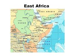 africa map great rift valley east africa the region is home to the serengeti plain as well as