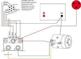 warn winch controller wiring diagram awesome warn m8000 rewiring