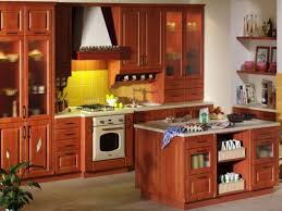 wood paneling red beech solid wood kitchen cabinet units solid