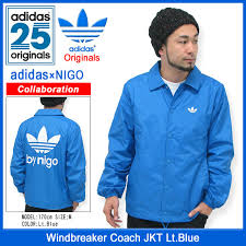 Light Blue Jacket Mens Ice Field Rakuten Global Market Adidas Originals X Nigo Adidas
