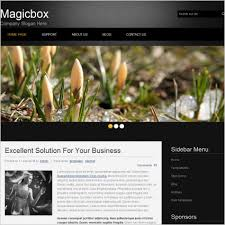 magic box template free website templates in css html js format