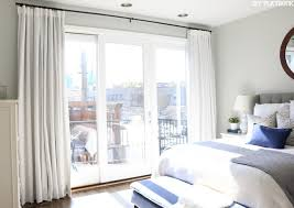 Curtains Hung Inside Window Frame How To Hang Curtains To Transform Your Windows The Diy Playbook