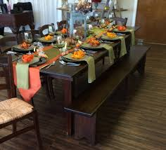 fruitwood farm table houston tx event rentals