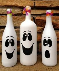 15 creative and useful diy ideas with bottles halloween wine