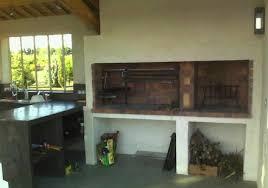cuisine d été couverte 3barbecue et cuisine d ete couverte barbecues argentins