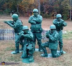 Army Men Halloween Costume Vending Machine Costume Vending Machine Costumes Halloween