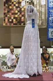 wedding dress patterns free needful yarns crochet wedding gown pattern 194 at weaver