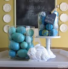 Easter Vase Decorations by 20 Fun Ways To Decorate With Easter Eggs U2013 Circus Berry