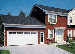 exterior design exciting amarr garage doors for interesting appealing exterior home design with brick wall and white amarr garage doors plus exciting tremron pavers