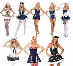 vire costumes for 2016 cottume item for women sailor