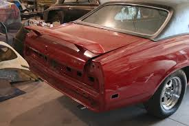 1969 mercury cougar project car information on collecting cars