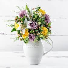 Flowers With Vases Flowers With Vase Flower Gift Sets Appleyard Flowers