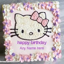 birthday cakes for happy birthday cake with name